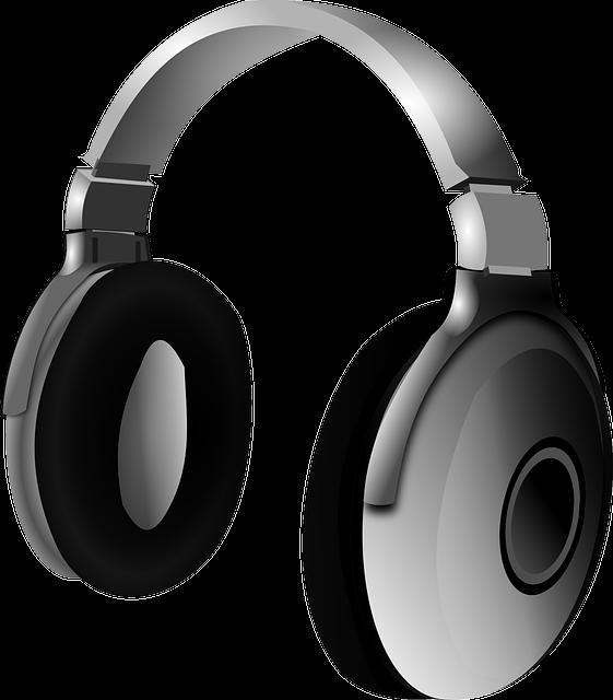 Headphone, Headset, Music, Audio, Computer, Hardware