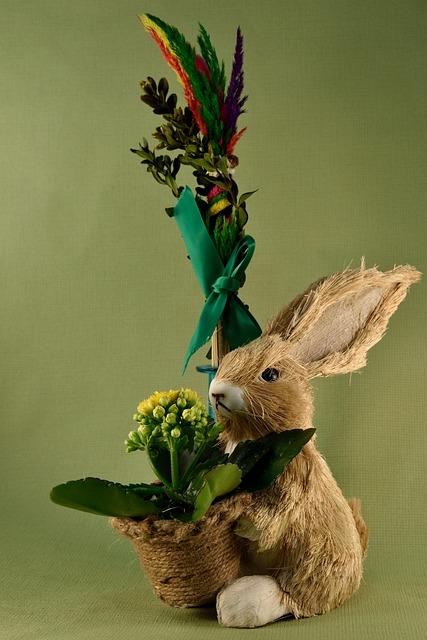 Easter, Palma, Hare