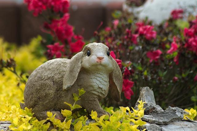 Figure, Hare, Decoration