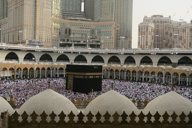 Kaaba, Mecca, Harem, Religion, Islam
