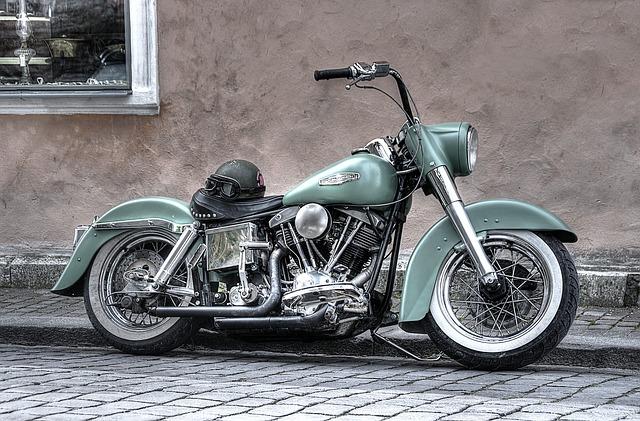 Motorbike, Harley Davidson, Harley, Davidson, Bike