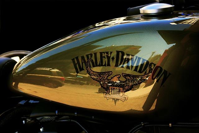 Motor, The Vehicle, Harley Davidson, Motorcycle, Cult