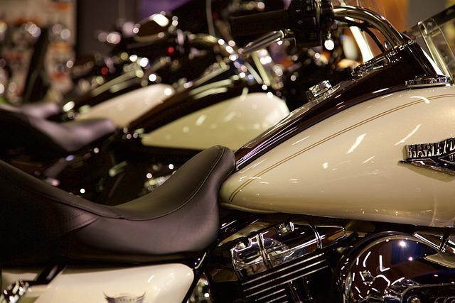Motorcycle, Gloss, Harley Davidson