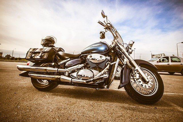 Biker, Motorcycle, Heavy Motorcycle, Harley Davidson