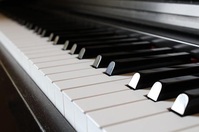 Piano, Ivory, Ebony, Synthesizer, Sound, Harmony, Chord