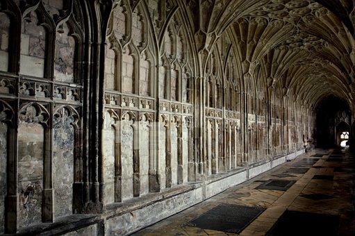 Harry Potter, Abbey, Location