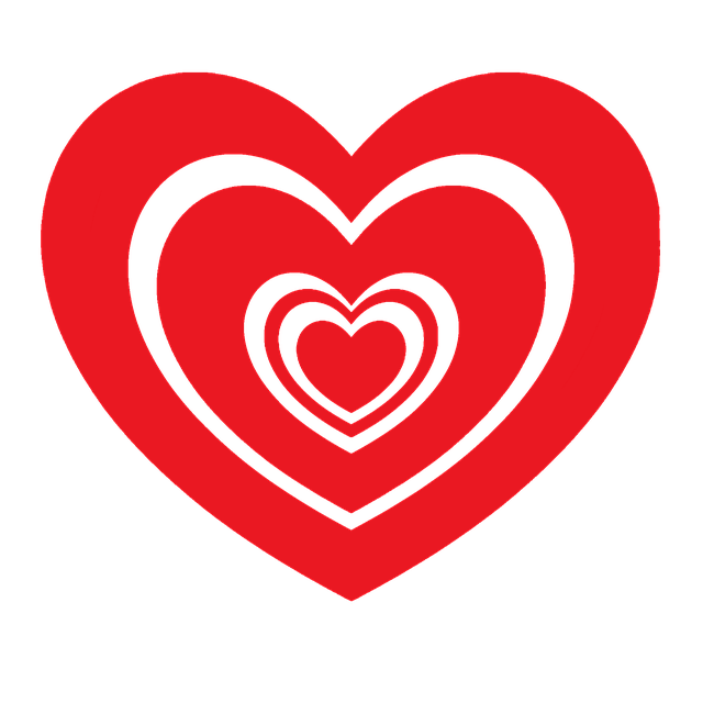 Hart, Rood Hart, Hartjes, Hart Vector, Liefde