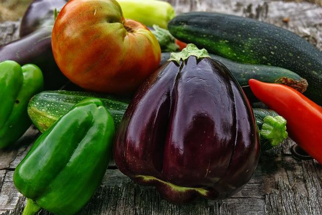 Vegetables, Organic Vegetables, Power, Bio, Harvest