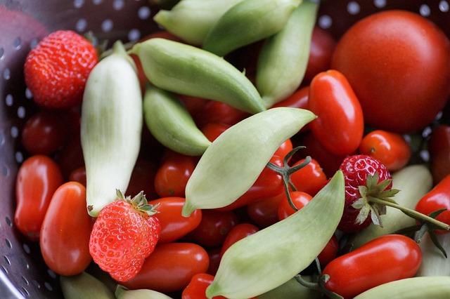 Ačokča, Tomatoes, Watered, Fruits, Harvest, Crop