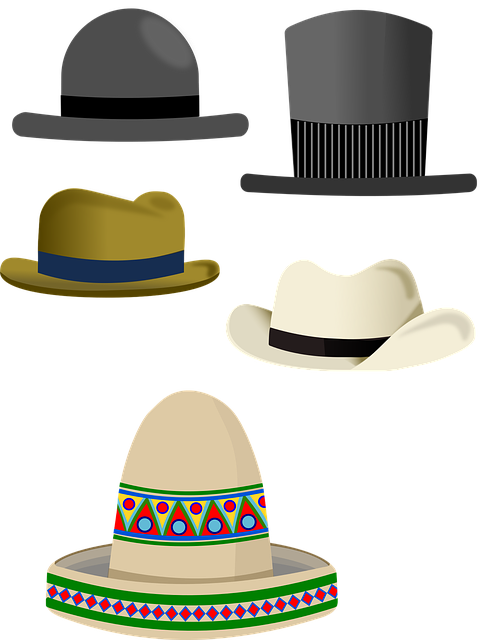 Hat, Top Hat, Coconut Hat, Sombreiro, Fashion