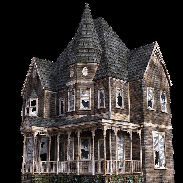 Halloween, Horror, Haunted House, Nightmare, Villa