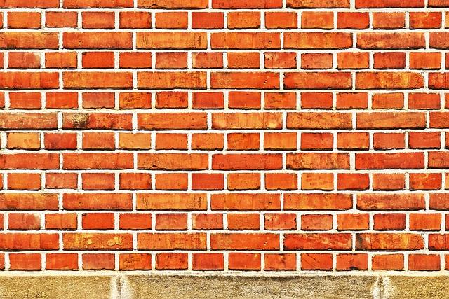 Brick, Facade, Hauswand, Brick Wall, Joints, Pattern