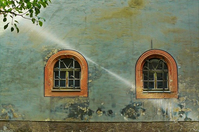 Window, Hauswand, House Facade, Home Front, Facade