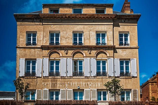 Villa, Le Havre, France, Architecture, Normandy, Havre