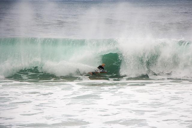 Hawaii, Oahu, North Shore, Surf, Surfing, Wave, Beach