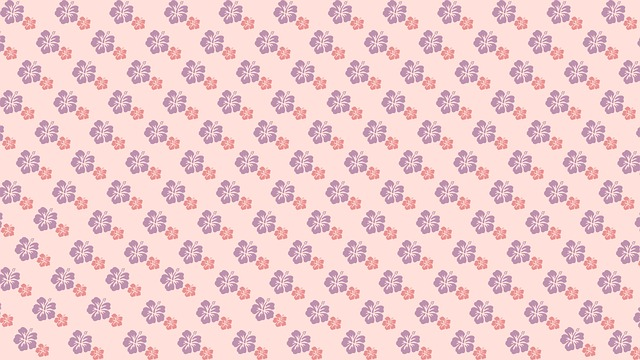 Hawaiian Flower, Flower, Wallpaper, Graphic, Hawaiian