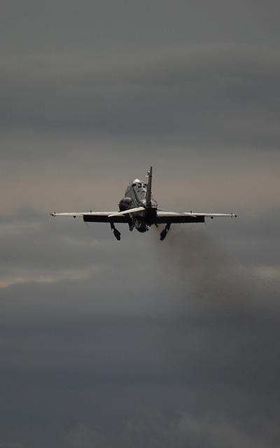 Airplane, Flight, Aircraft, Jet, Air, Trainer, Hawk