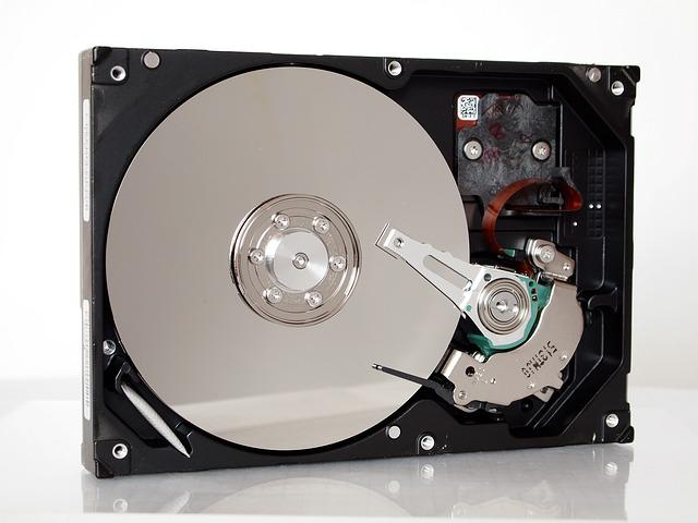 Drive, Technology, Hdd, Electronic, Memory