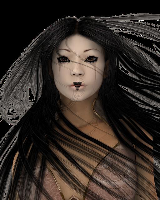 Woman, Make Up, Head, Eye, Beauty, Face Jewelry