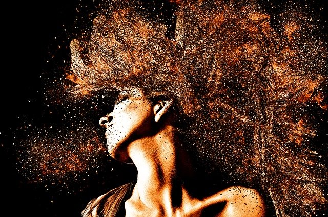 Woman, Hair, Wild, Head, Abstract, Hairstyle, Face