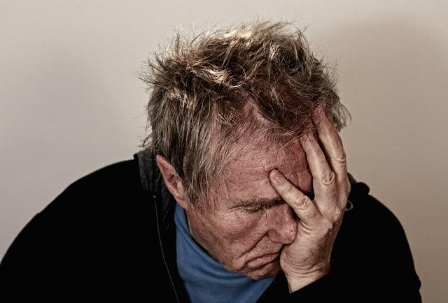 Man, Despair, Portrait, Male, Guy, Adult, Headache