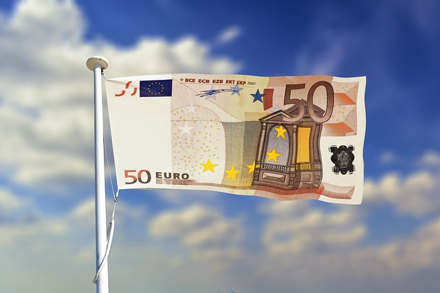 Banner, Header, Euro, Flag, Europe, Currency, Money