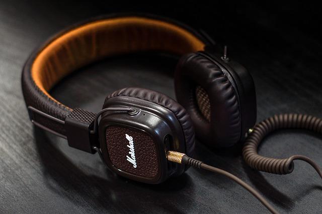 Headphone, Music, Listening, Sound, Bluetooth
