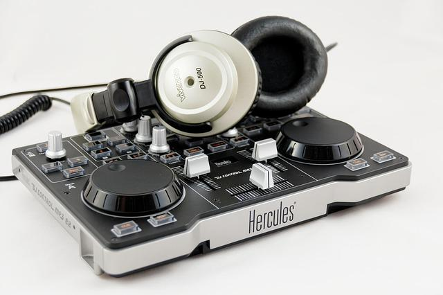 Mixer, Headphones, Audio, Entertainment, Music, Mp3, Dj