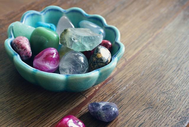 Precious, Stones, Crystals, Healing, Reiki