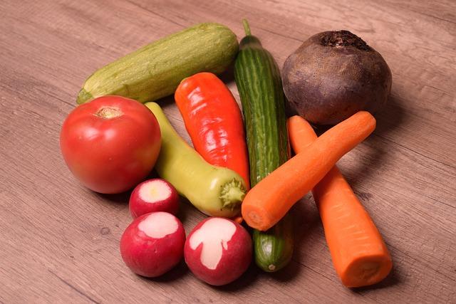 Food, Vegetable, Healthy, Fruit, Diet, Health