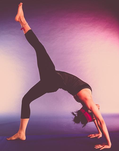 Sport, Gymnastics, Workout, Body, Girl, Health