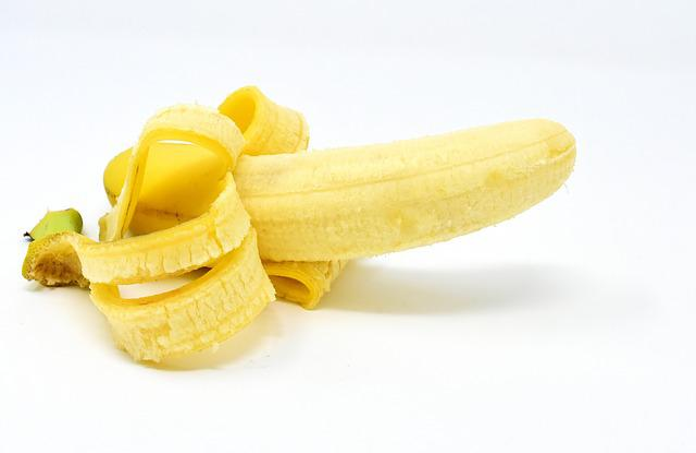 Banana, Delicious, Fruit, Eat, Healthy, Vitamins