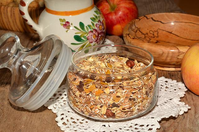 Muesli, Healthy, Breakfast, Breakfast Table, Delicious