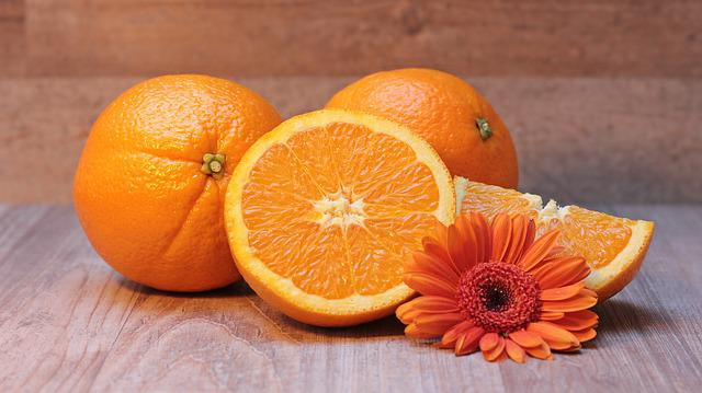 Orange, Citrus Fruit, Fruit, Healthy, Vitamin C, Frisch