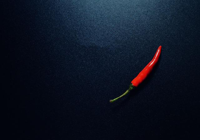 Chili, Pepper, Food, Red, Cooking, Freshness, Healthy