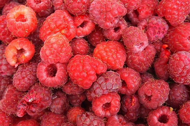 Fruit, Raspberry, Food, Dessert, Sweetness, Healthy