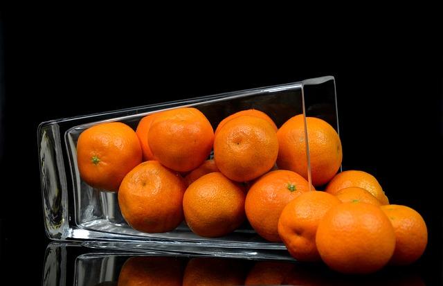 Fruit, Mandarins, Fresh, Healthy, Healthy Food, Eating