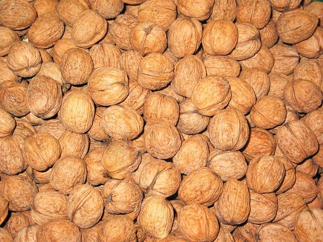 Walnuts, Nuts, Healthy, Food, Nut, Nutrition, Eat