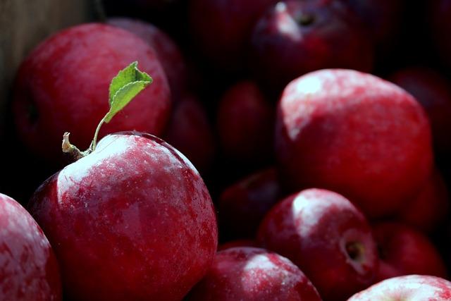 Apples, Red Apples, Fruit, Healthy, Red Apple, Juicy