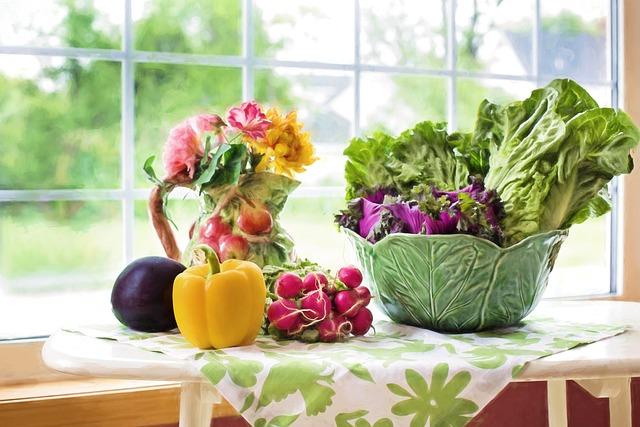 Vegetables, Fresh, Veggies, Food, Healthy, Green