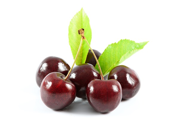 Sweet Cherries, Delicious Dessert, Healthy Nutrition