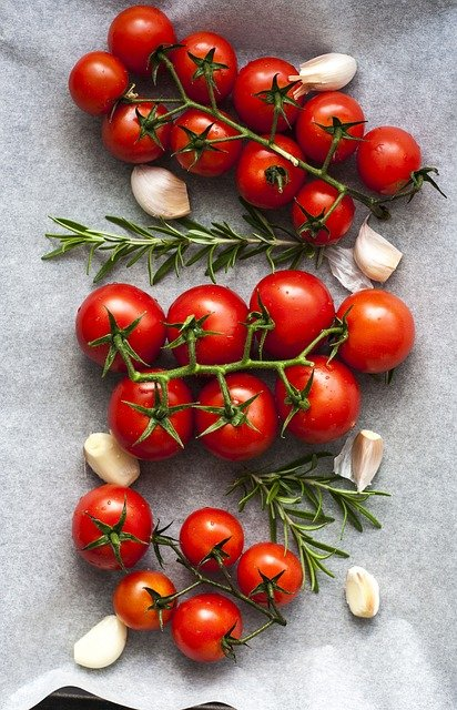 Tomatoes, Vegetables, Food, Healthy, Red, Fresh