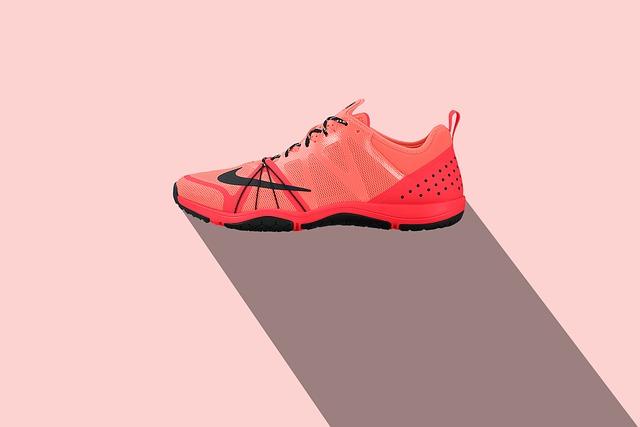 Shoe, Sport, Training, Sneaker, Active, Sporty, Healthy