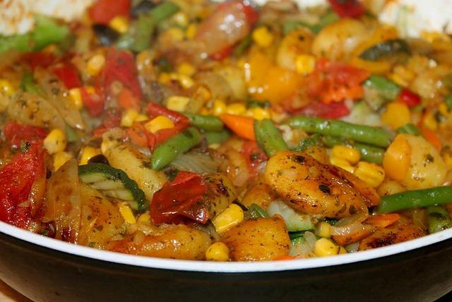 Vegan, Vegetables, Fry Up, Gnocchi, Food, Eat, Healthy