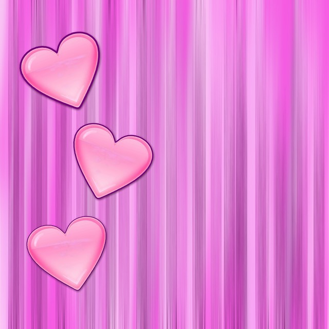 Background, Heart, Pink, Hearts, Color, Colorful, Paper