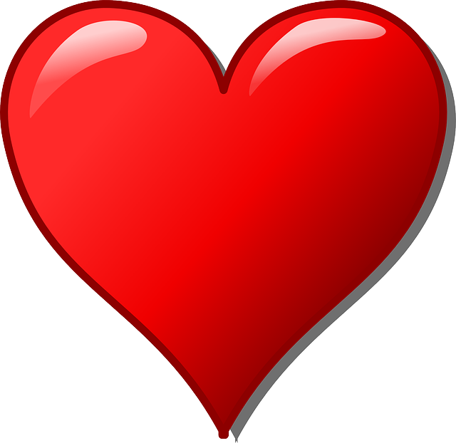 Heart, Love, Holiday, Valentines, Red, Design, Symbol