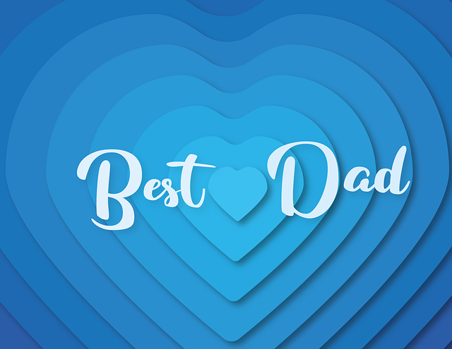 Father's Day, Love, Heart, Birthday, Family