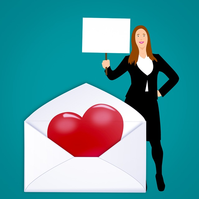 Valentine's, Heart, Letter, Love, Mail, Valentine