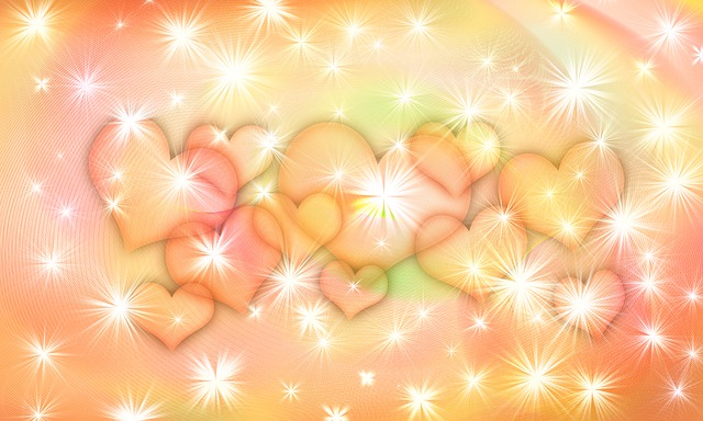 Heart, Love, Friendly, Pattern, Background, Abstract