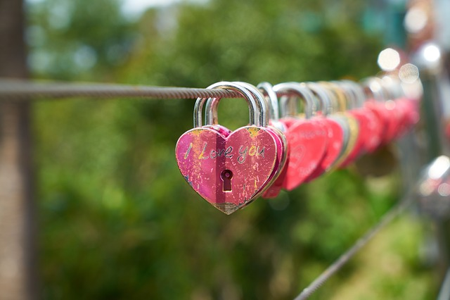 Heart, Pink, Deans, Rope, Love, Hearts, Color